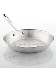 "All-Clad d3 Armor Stainless Steel 10"" Fry Pan"
