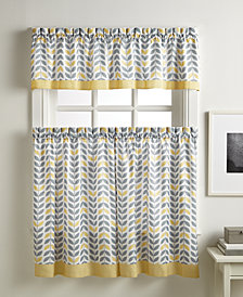 CHF Savannah Valance and Tier Pair Collection