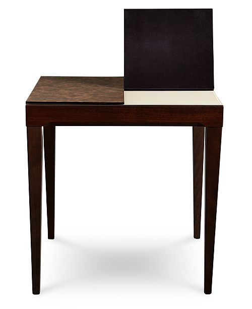 Furniture Café Latte Square Table Pad Furniture Macys - Square table pad