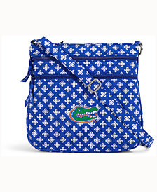 Vera Bradley Florida Gators Triple Zip Hipster