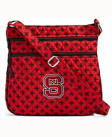 Vera Bradley North Carolina State Wolfpack Triple Zip Hipster