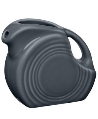 Slate Mini Disk Pitcher