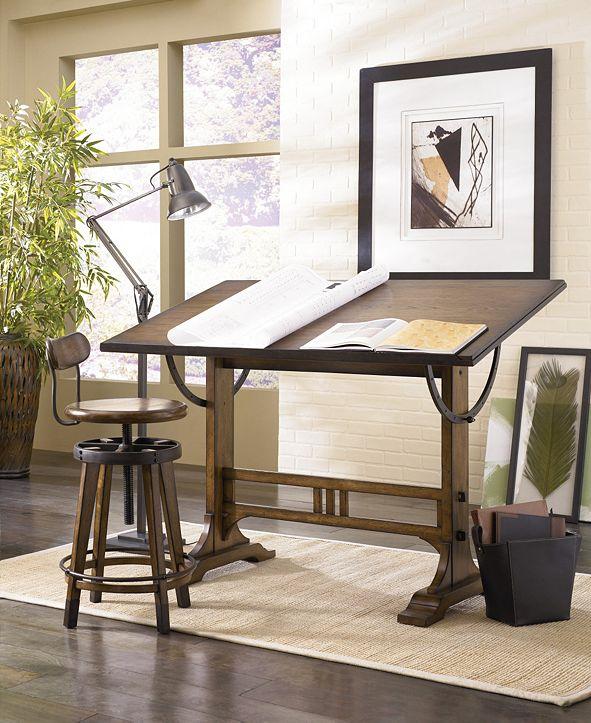Furniture Reade Drafting Desk