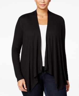 I.n.c. Plus Size Draped...