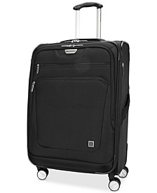"CLOSEOUT! Palm Springs 25"" Expandable Spinner Suitcase"