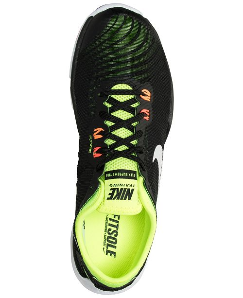 16061028ba9 ... Nike Women s Flex Supreme TR 4 ULTD Training Sneakers from Finish Line  ...