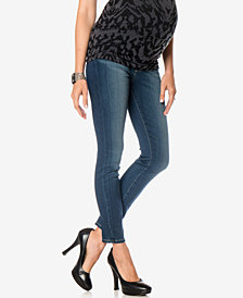 Paige Denim Maternity Easton Wash Skinny Jeans
