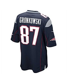 Nike Men's Rob Gronkowski New England Patriots Limited Jersey