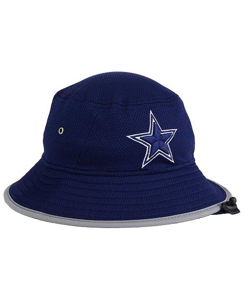 New Era Dallas Cowboys 2016 Training Camp Bucket Hat - Sports Fan ... 435bd361e