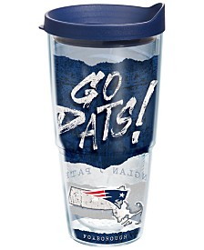 Tervis Tumbler New England Patriots 24oz Statement Wrap Tumbler