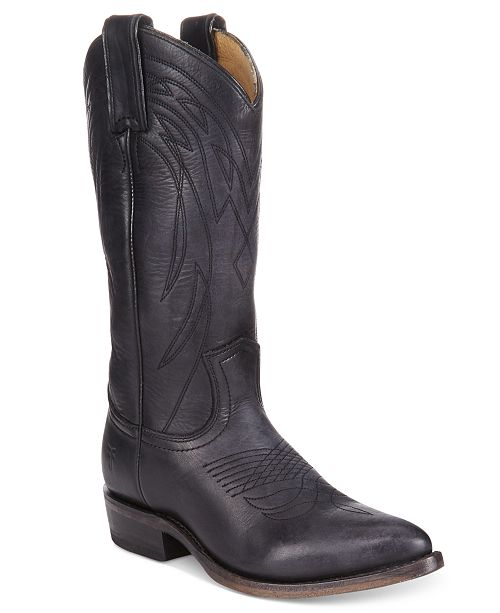 ba79efcf39d Frye Billy Cowboy Boots & Reviews - Boots - Shoes - Macy's