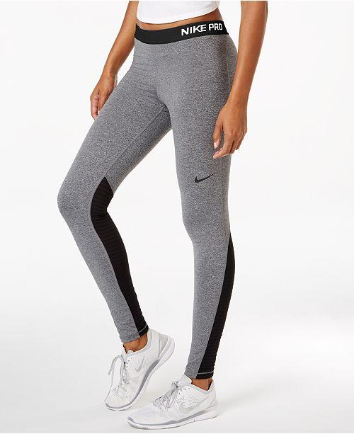 cd39daeb689 Nike Pro Warm Dri-FIT Leggings   Reviews - Pants   Capris - Women ...