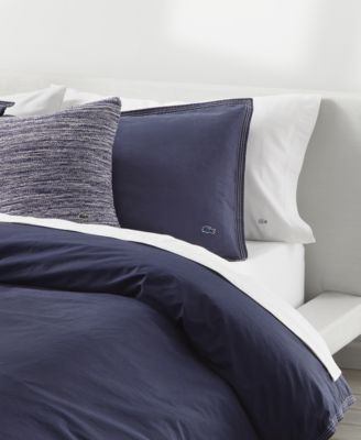 CLOSEOUT! Relaxed & Washed  Indigo Blue Twin/Twin XL Duvet Set