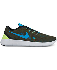 Nike Men's Free RN Running Sneakers from Finish Line
