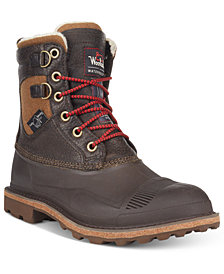 Woolrich Men's Fully Wooly Boots