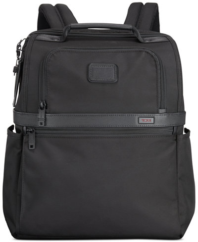 Tumi Alpha 2 Ballistic Slim Solutions Backpack