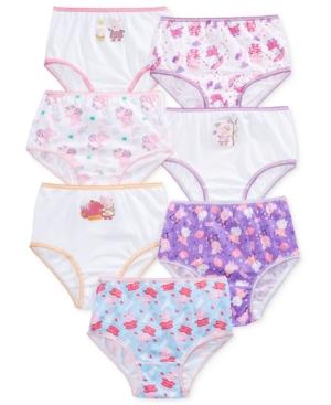 Handcraft 7-Pk. Peppa Pig Underwear, Toddler Girls