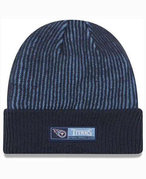 New Era Tennessee Titans Tech Knit