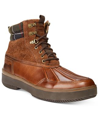 Barbour Men's Rhino Casual Boots - All Men's Shoes - Men - Macy's