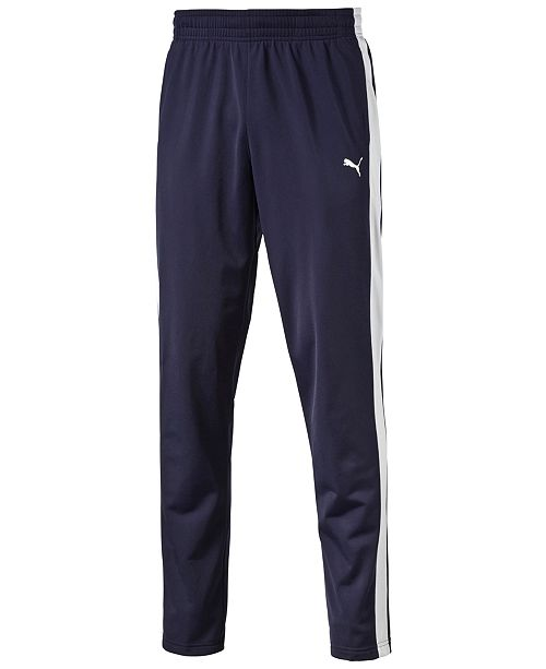 652dc387e26f Puma Men s Tricot Track Pant   Reviews - All Activewear - Men - Macy s