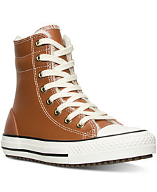 Converse Big Girls' Chuck Taylor All Star Hi-Rise Boots from Finish Line