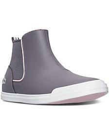 Lacoste Little Girls' Lancelle Chelsea Casual Sneakers from Finish Line