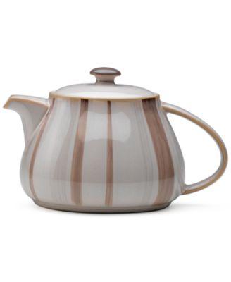 Denby Dinnerware Truffle Layers Teapot  sc 1 st  Macyu0027s & Denby Dinnerware Truffle Layers Teapot - Dinnerware - Dining ...