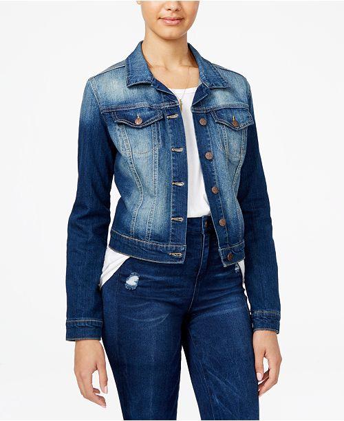 Denim Jessica Pixie Jefford Juniors' Wash Jacket Simpson qAOBzWA0