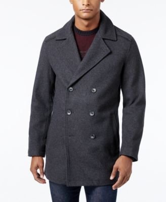 Mens Pea Coat Clearance