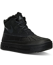 Nike Big Girls' Woodside Chukka 2 Boots from Finish Line