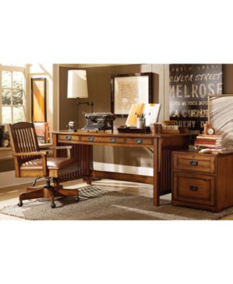 Sedona Mission Desk - Furniture - Macy\'s