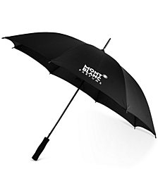 Receive a Complimentary Umbrella with any large spray purchase from the Montblanc Legend Fragrance Collection