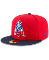 New Era New England Patriots Team Basic 59FIFTY Fitted Cap 58bb59a0d