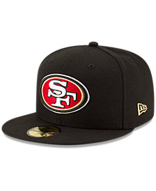 New Era San Francisco 49ers Team Basic 59FIFTY Fitted Cap