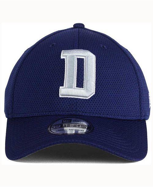 New Era Dallas Cowboys Sideline 39thirty Cap Sports Fan By 13078ad8588d