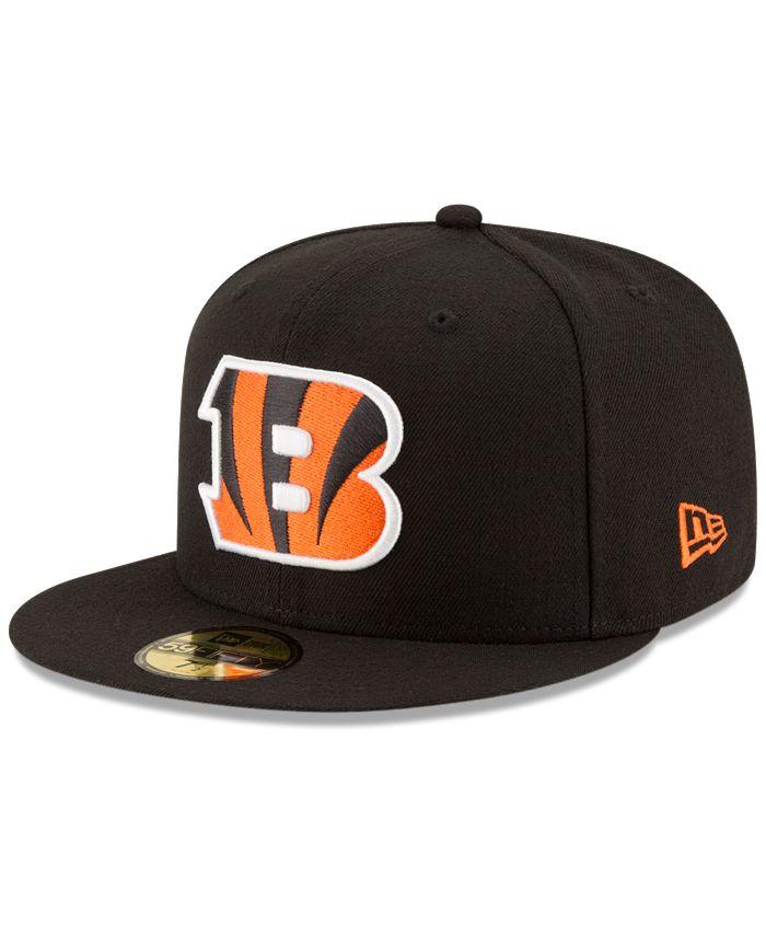 New Era - Cincinnati Bengals Team Basic 59FIFTY Cap