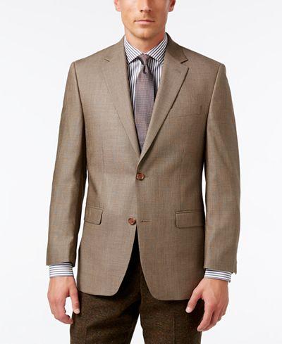 Select Men's Vests/Blazers - $29.99 AC @ Macy's online deal