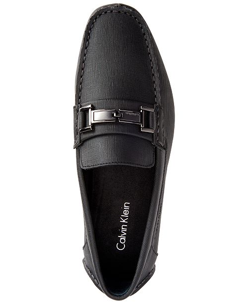 a1f1491a586 Calvin Klein Men s Magnus Driver   Reviews - All Men s Shoes - Men ...