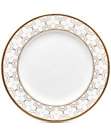 Trefolio Gold Bread & Butter/Appetizer Plate