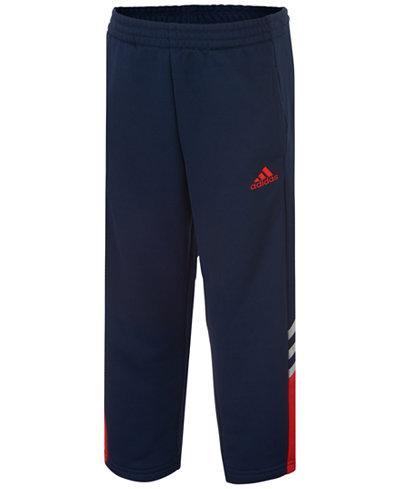 adidas Hyper Focus Athletic Pants, Toddler Boys (2T-5T) & Little Boys (2-7)
