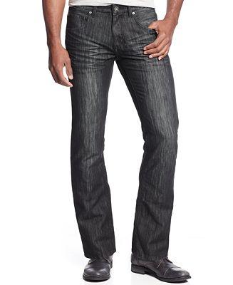 INC International Concepts Men's Kurtis Berlin Slim-Straight Jeans ...
