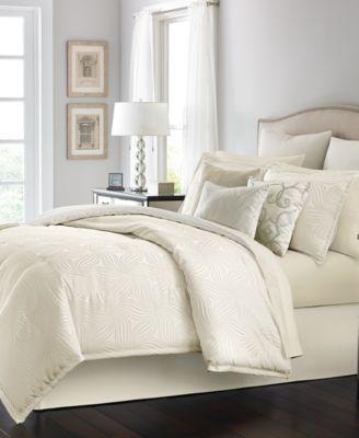 Martha Stewart Collection Juliette Ivory 14 Pc Comforter Sets
