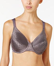 Vanity Fair Exquisitely You Lift Shape Full-Figure Lace Bra 76093