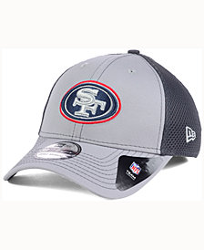 New Era San Francisco 49ers Grayed Out Neo 39THIRTY Cap