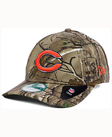 New Era Chicago Bears The League Realtree 9FORTY Cap