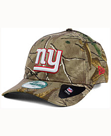 New Era New York Giants The League Realtree 9FORTY Cap
