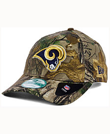 New Era Los Angeles Rams The League Realtree 9FORTY Cap