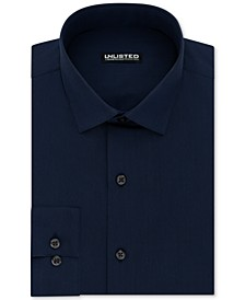 Unlisted Men's Slim-Fit Solid Dress Shirt