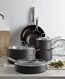 Classic Nonstick 10-Pc. Cookware Set, Created for Macy's