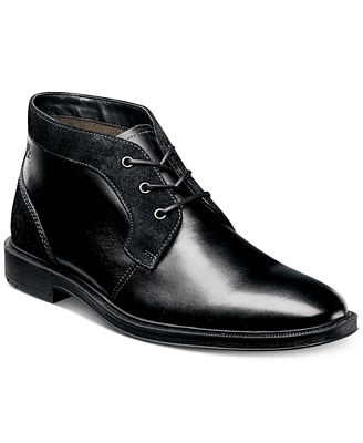 Stacy Adams Men's Delaney Chukka Boots - All Men's Shoes - Men ...